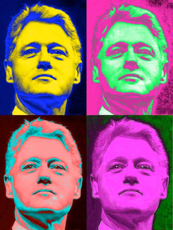 BillClinton.com was the First U.S. President Domain Name in the World was Registered by Brian Cimins