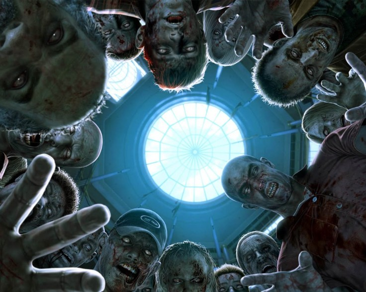 RELATIONSHIP Question: Is your marriage Zombie Apocalypse proof? Brian Cimins