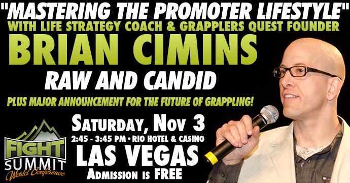 Brian Cimins LIVE at the Rio Casino in Las Vegas - Saturday, Nov. 3rd