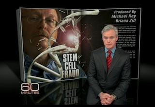 Stem Cell Fraud 60 Minutes