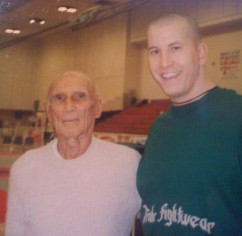 The Day I Met Grand Master Helio Gracie changed me forever by Brian Cimins with Grapplers Quest