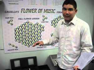 Tom Cassella Flower of Music Harmony Master Teacher