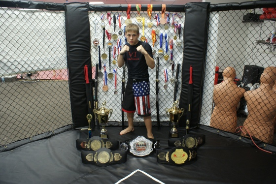Nicholas Reca Recanati Eternal Champion