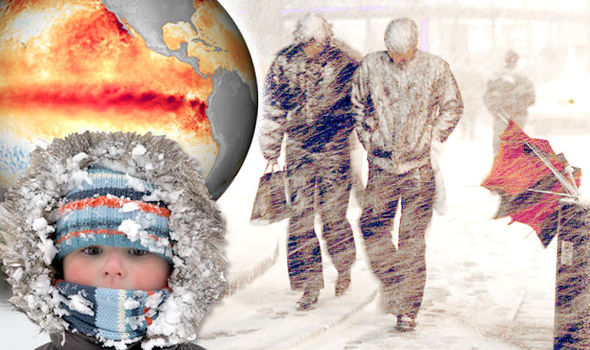 El Nino 2015 Worst Winter Ever