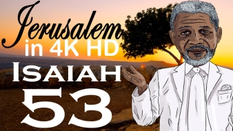 Youtube thumbnail Isaiah 53